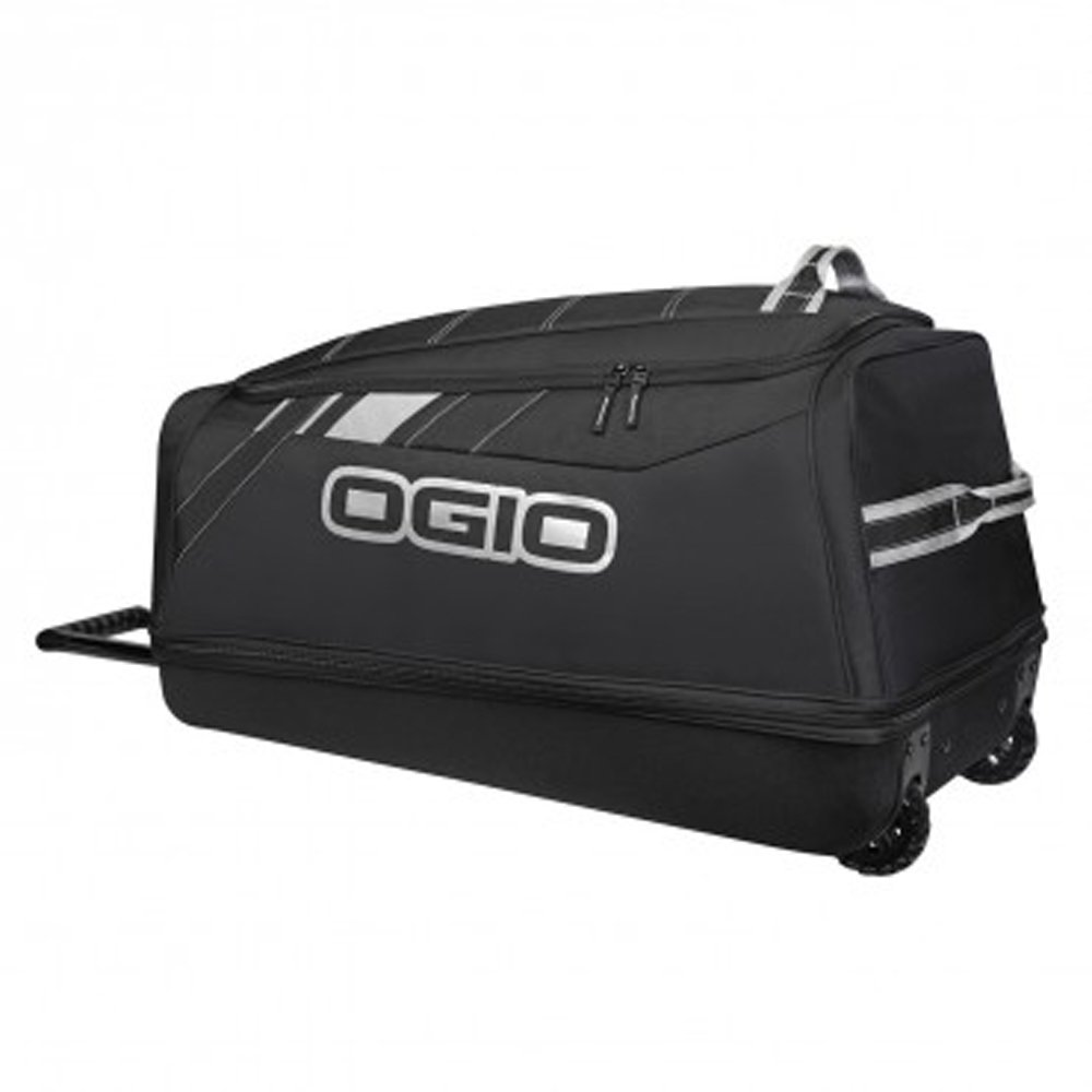 OGIO Shock Wheeled Gear Bag, Stealth, Checked, Medium ACI Brands- CA Luggage 121014.36