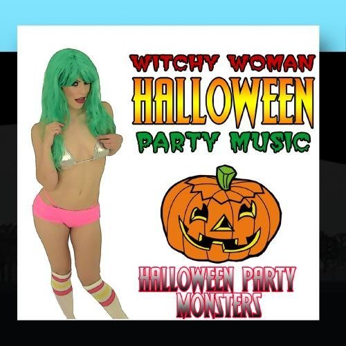 Witchy Woman Halloween Party Music by Halloween Party Monsters]()