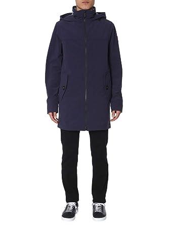 Canada Goose Luxury Fashion Hombre 2412M67 Azul Chaqueta ...