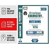 ERRORLESS CHEMISTRY NEET/AIIMS - 2020 by Universal Books (Set of 2 Volume), NTA