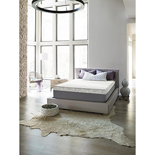 Beautyrest 700753695-1050 14in Biab, Queen Mattress