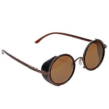 Amazon.com: Elegante STEAMPUNK Vintage estilo 50s redondo ...