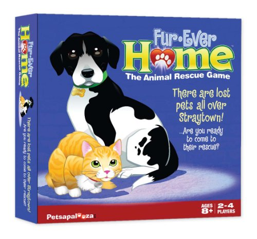 Fur-Ever Home The Animal Rescue (Rescue Cat)