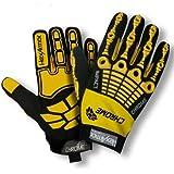Hexarmor Gloves - Cut 5 Impact Chrome Series Gloves