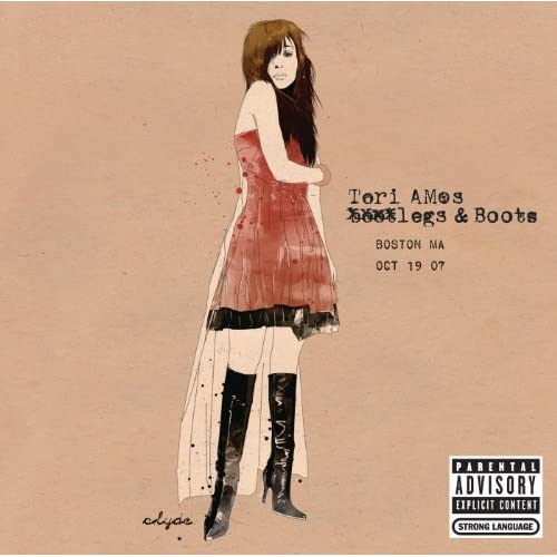Legs and Boots: Boston, MA - October 19, 2007 [Explicit]