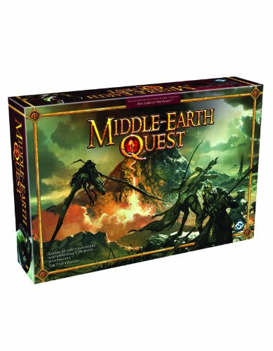 Middle Earth Quest Game – LOTR