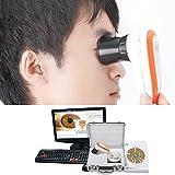 iridology software - Lolicute 5.0 MP USB Iriscope Iris Analyzer Iridology camera with pro Iris Software-US Shipping