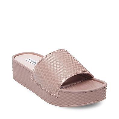3944d35d3c1 Steve Madden Women's Sharpie Slide Sandal