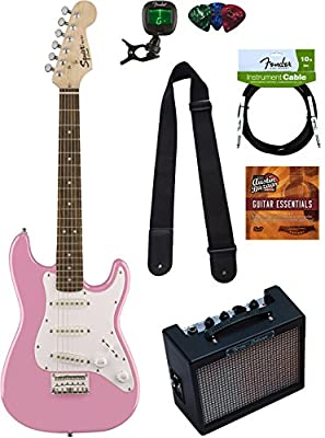 Squier Mini Strat Bundles