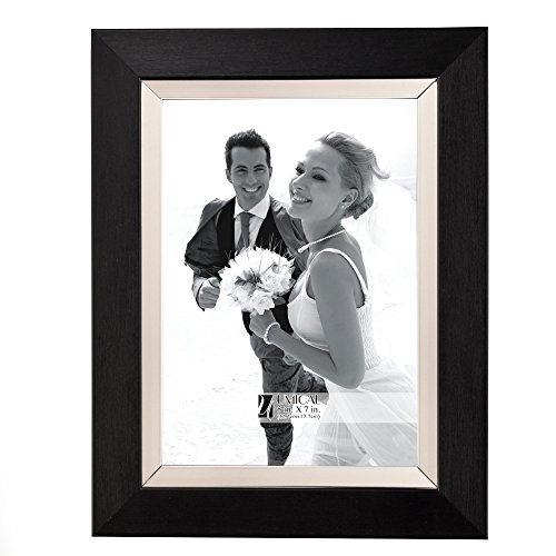 7' Shadow Box Picture Frame - UMICAL TM 7x9 Inch Polymer Shadow Box Picture Frame to Display 5×7 Inch Picture (5'' X 7'', plastic frame04)