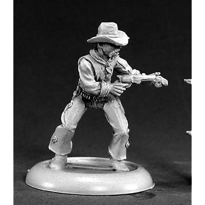 Reaper Rio Wilson Cowboy Chronoscope Miniature Figures: Toys & Games
