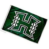 University of Hawaii Golf Cart and Boat Flag