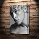 MITCH HEWER - Canvas Print (LARGE A3 - Signed by the Artist) #js004
