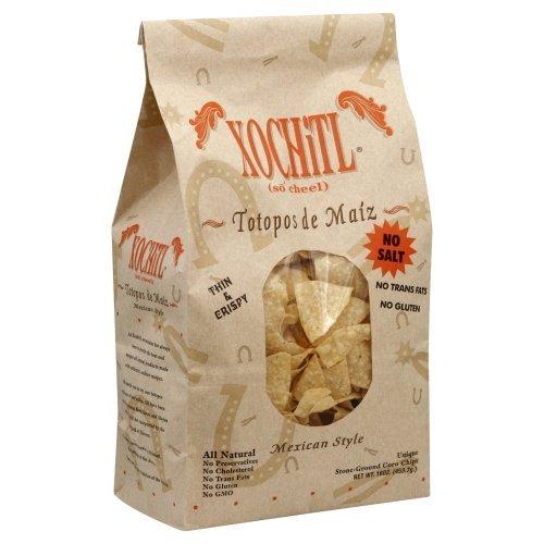 xochitl no salt corn chips - 5