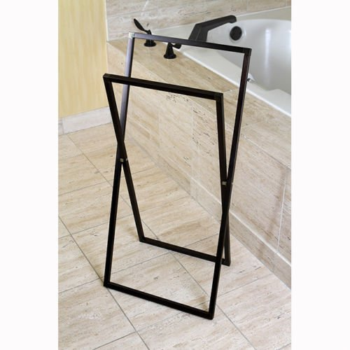 Kingston Brass Edenscape Free Standing Towel Rack Oil Rubbed Bronze