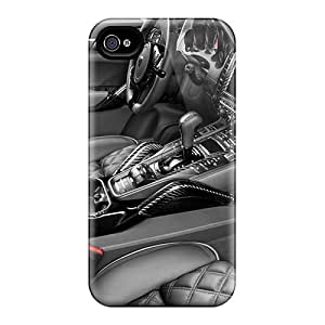 For Kem19275WpJG Interior Porsche Cayenne Vantage Gtr Ii Cases Covers Skin/For Apple Iphone 5/5S Case Cover s