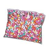 Beistle 88402K Bulk Confetti for Party Decorations, 45-Pound