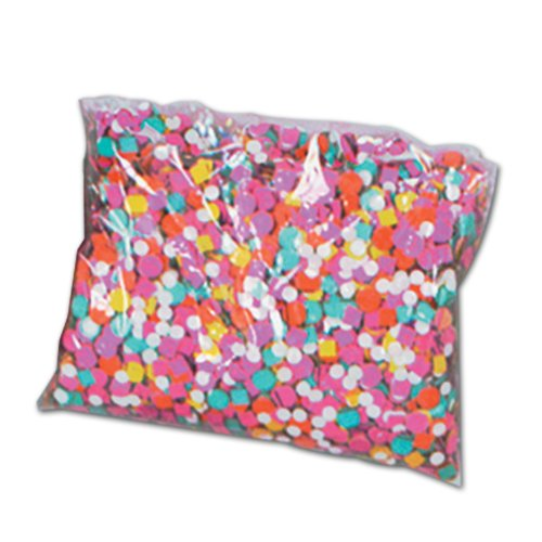 Beistle 88402K Bulk Confetti for Party Decorations, 45-Pound by Beistle