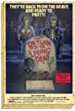The Return of the Living Dead Movie Poster (27 x 40 Inches - 69cm x 102cm) (1985) -(Clu Gulager)(James Karen)(Linnea Quigley)(Don Calfa)(Jewel Shepard)(Beverly Randolph)