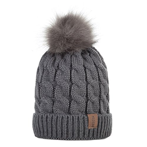 kids-winter-warm-fleece-lined-hat-baby-toddler-childrens-beanie-pom-pom-knit-cap-for-girls-and-boys-
