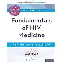 Fundamentals of HIV Medicine 2017