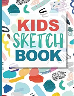 sketch book for kids practice how to draw workbook 85 x 11 large blank