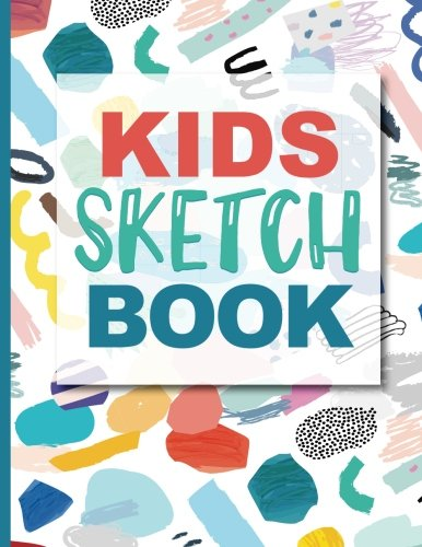 Book Cover Design Price ~ Sketch book for kids practice how to draw workbook