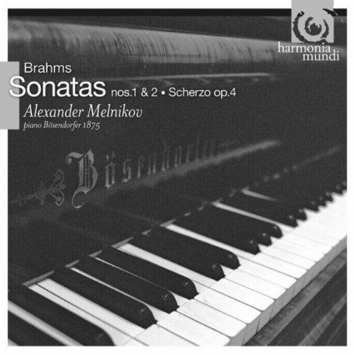 - Brahms: Piano Sonatas Nos.1 & 2