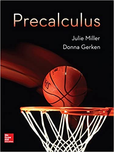 Precalculus by Miller/Gerken
