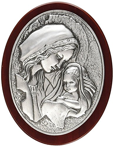 Madonna And Child Plaque by Fashioncraft (Image #3)