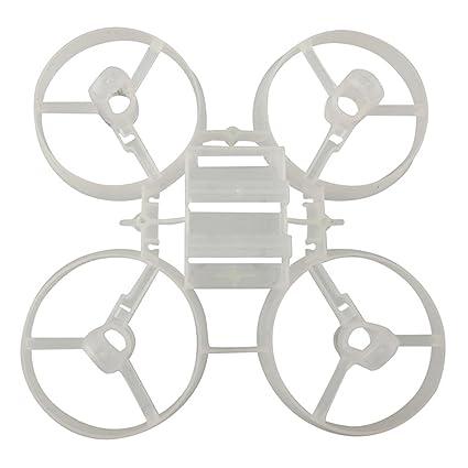 Sharplace Carrocería Principal de Cuerpo RC Quadcopter Estructura Piezas de Repuesto para JJRC H36 Eachine E010