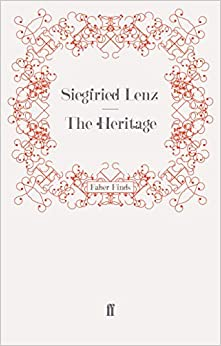 Book The Heritage by Siegfried Lenz (2011-05-05)
