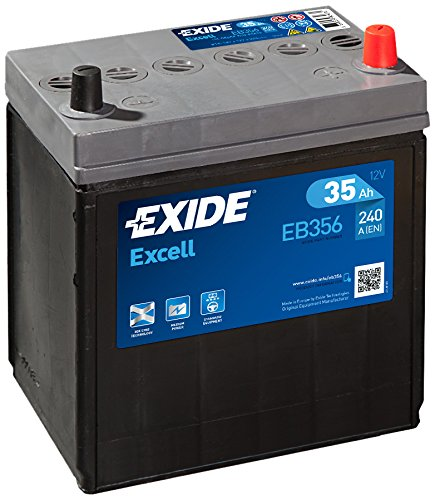 Exide 054Se Eb356 Car Battery 35 Ah: