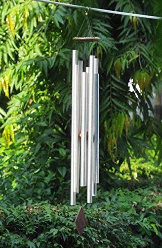 Sound Healing Fibonacci Wind Chime Large Free shipping