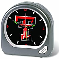 NCAA Texas Tech Red Raiders Alarm Clock
