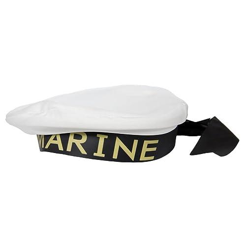 Folat Déguisement chapeau de marin avec ruban