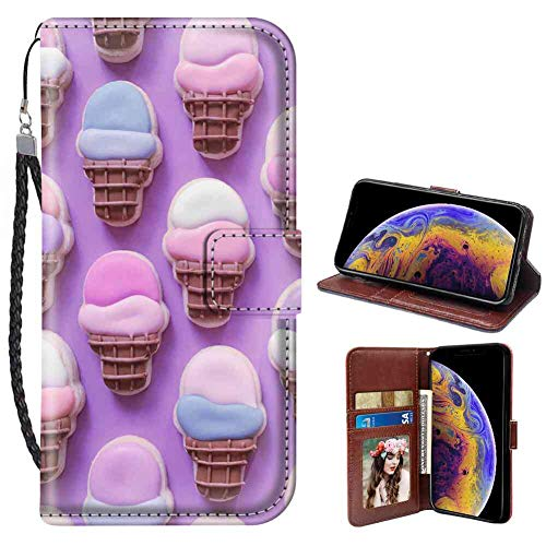 Wallet Case Fit for Apple iPhone Xr [6.1