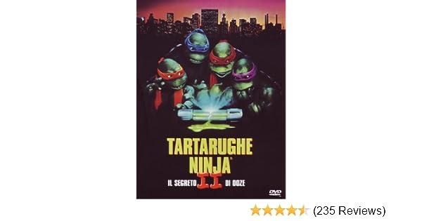 Amazon.com: Tartarughe Ninja 2 - Il Segreto Di Ooze [Italian ...