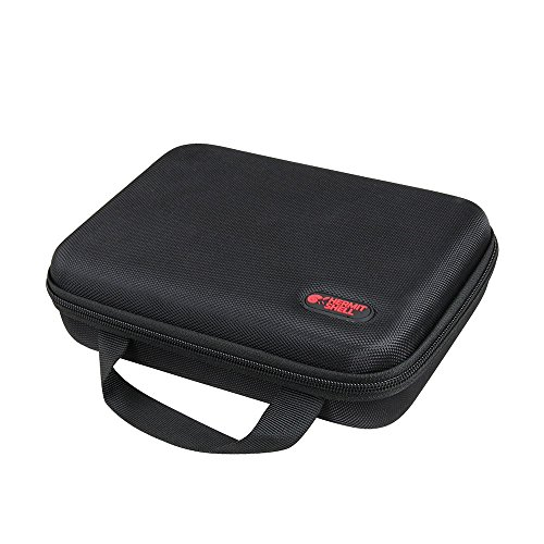 : Hard EVA Travel Case for Philips Norelco Multigroom Series 3000, 13 attachments MG3750 by Hermitshell
