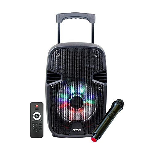 Artis BT908 Outdoor Bluetooth Speaker with USB/FM/TF Card