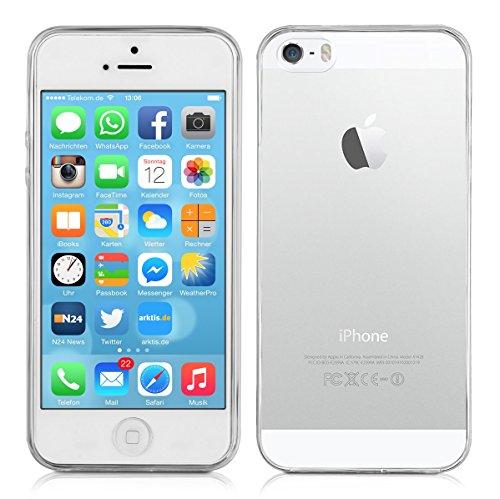 ArktisPRO Invisible Air Schutzhülle für Apple iPhone 5/5S
