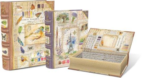 punch studio large nesting book box set of 3