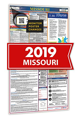 - Missouri All In One Labor Law Posters for Workplace Compliance