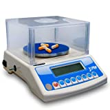 Tabletop High Precision Scale. Precision (0.01 g Resolution) Capacity 150 g (5 oz)