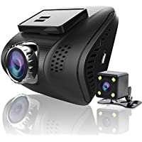 Ampulla Cruiser X Dual Dash Cam (Black)