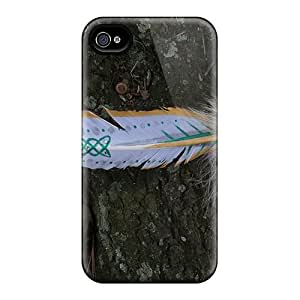 Excellent Design Celtic Feather Cases Covers For Iphone 6plus