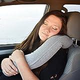 Twist Memory Foam Travel Pillow for
