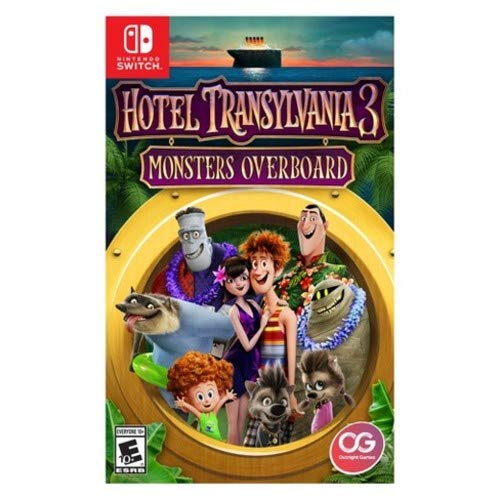 : Monsters Overboard - Nintendo Switch Edition ()