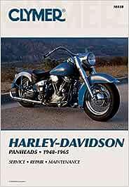 H-D Panheads 48-65: Service, Repair, Maintenance Clymer ...