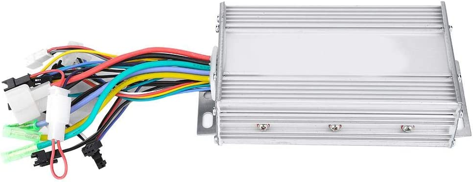 500W Waterproof Electric Motor Controller Brushless Motor Speed Controller Kit with LCD Panel for Electric Bike//Scooter E-bike Controller